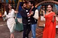 The Kapil Sharma Show: Kartik Aaryan, Bhumi Pednekar, and Ananya Panday grace the show