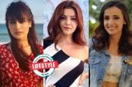 Sanaya Irani, Rubina Dilaik, and Surbhi Jyoti show us DIFFERENT WAYS to get PERFECTLY KOHLED EYES!