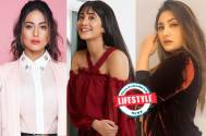 Hina Khan, Shivangi Joshi, and Aashika Bhatia are the BLING BEAUTIES of television!