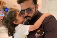 Sreesanth's ADORABLE wish for his son will melt your HEART