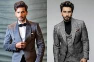 Karan Tacker goes the Ranveer Singh way