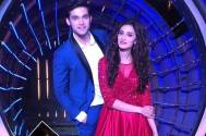 Parth Samthaan and Erica Fernandes' 'AANKH MAREY' moment!
