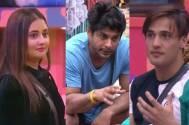 Rashami, Sid and Asim
