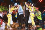 Dance+5 contestants pays a grand tribute to the legendary actors Anil Kapoor & Jackie Shroff