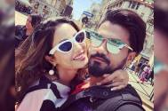 Hina Khan and beau Rocky Jaiswal enjoying their holiday in Rajasthan