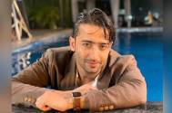 Shaheer Sheikh tries Bhutanese style dress Gho, warns people not to try at home! But why?