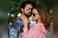 Ravi Dubey and Sargun Mehta make for a stylish couple in this latest picture