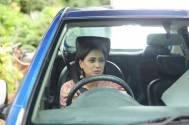 When Shweta Tiwari damaged her car while shooting for Mere Dad Ki Dulhan
