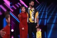World Dance Champion winner Suresh celebrates his 6th wedding anniversary at the sets of Dance+5!