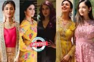 Erica Fernandes, Shubhaavi Choksey, Jennifer Winget, Divyanka Triapthi Dahiya and Anushka Sen FLAUNT their TREASURE of JEWLLERY!