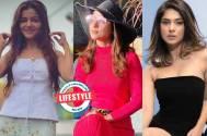 Rubina Dilaik, Jennifer Winget and Hina Khan show us celebrity approved ways of ACING the COLOUR BLOCKING trend!