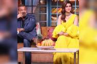 The Kapil Sharma Show: Sanjay Dutt graces the show to promote Panipat; talks about his jail days