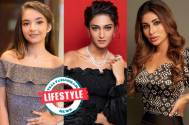Upgrade your fashion game with HIGH HEELS like Anushka Sen, Erica Fernandes and Mouni Roy!