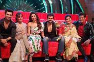 Naagin event: Surbhi Jyoti and Karishma Tanna throw Naagin challenge at Karanvir, Pearl, and Arjun