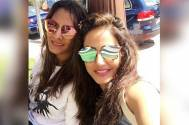 Hina Khan COMPLIMENTS Geeta Phogat's STUNNING photo with her sisters