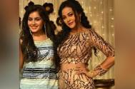 Kaveri Priyam shares beautiful pictures with co-star Rhea Sharma, has a beautiful acronym for them