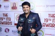 Kapil Sharma wins Comic Genius Award