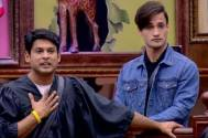 Bigg Boss 13: Sidharth Shukla lies on the floor and apologizes to Asim Riaz