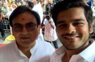 Taarak Mehta's young Tapu aka Bhavya Gandhi re-unites with Jethalal!