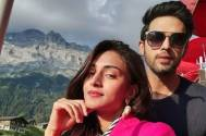 Fans share the 'Now and Then' picture of Erica Fernandes and Parth Samthaan