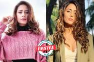 Sargun Mehta and Hina Khan give out WINTER FASHION GOALS in HUES OF RED!