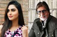 Krystle D'Souza can't wait to shoot with Amitabh Bachchan for Chehre