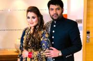 Kapil Sharma and Ginni Chatrath complete one year of marital bliss