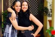 Saina Nehwal shares a STUNNING picture of herself; Pooja Chopra calls her 'Paari'