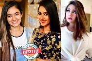 Anushka Sen, Jannat Zubair and Aashika Bhatia's FASHION SENSE is creating a STIR  in the Television industry!