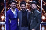 Rithvik Dhanjani, Karan Wahi and Ravi Dubey turn RAPPERS!