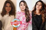 When Jennifer Winget, Hina Khan and Erica Fernandes gm get DRESSED for SUCCESS!