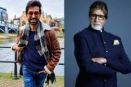 Nakuul Mehta shares a connection with Amitabh Bachchan