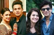 When Prince  and Yuvika did a Shah Rukh Khan and Kajol