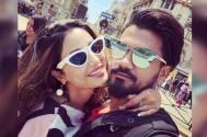 Hina Khan reveals how Rocky Jaiswal reacted to her music video Raanjhana