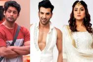 Sidharth Shukla sends a message with Paras Chhabra for Shehnaaz Gill in Bigg Boss 13
