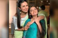 Ruhanika Dhawan's adorable birthday wish for Divyanka Tripathi