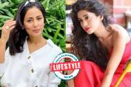 Shivangi Joshi and Hina Khan make a FASHION STATEMENT for to-brides with NOSE RINGS