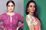 Zalak Desai or Hunar Hale: Who nailed Rukmini's look better?