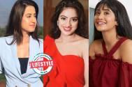 Aalisha Panwar, Deepika Singha and Shivangi Joshi