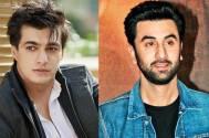 Mohsin Khan and Ranbir Kapoor