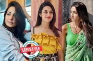 Erica Fernandes, Hina Khan and Divyanka Tripathi