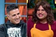 The Kapil Sharma Show: Akshay Kumar mocks Krushna Abhishek