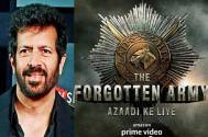 "This is a story 20 years in the making"", shares Kabir Khan over his upcoming  show 'The Forgotten Army'"