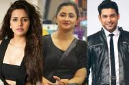 Dalljiet Kaur,Rashami Desai and Sidharth Shukla
