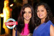 Drashti Dhami and Sanaya Irani