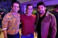 Kapil Sharma, Sunil Grover and Salman Khan