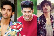 Parth Samthaan, Gurmeet Choudhary and Harshad Chopda