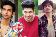 Parth Samthaan, Gurmeet Choudhary and Harshad Chopda