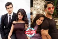 Shivangi Joshi – Mohsin Khan and Shaheer Sheikh – Rhea Sharma