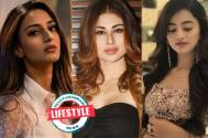 Erica Fernandes, Mouni Roy and Helly Shah
